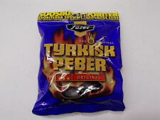 4 bags Fazer Tyrkisk Peber Finnish Salmiakki  Hot Salt Licorice  Made in Finland