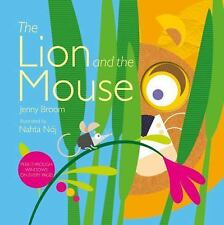 The Lion and the Mouse: Turn-and-Tell Tales by Broom, Jenny