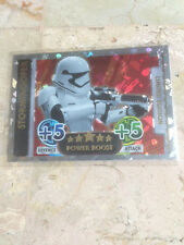 STAR WARS Force Awakens - Force Attax Trading Card Stormtrooper Limited Edition