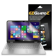 "1X EZguardz Screen Protector Shield 1X For HP Envy x360 15T Touch 15.6"" Laptop"