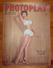 PHOTOPLAY MAGAZINE NOV 1954 RITA MORENO FRONT COVER