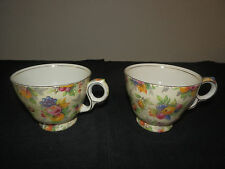 Royal Winton/Grimwades Evesham  Set of 2 footed cups