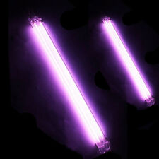 "6"" + 12"" Car Purple Undercar Underbody Neon Kit Lights CCFL Cold Cathode Tube"