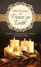 BIBLE PROMISES FOR PEACE ON EARTH (VALUE BOOKS)