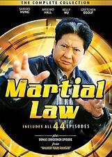 MARTIAL LAW : THE COMPLETE COLLECTION (Sammo Hung) - DVD - Region 1 Sealed