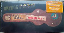 "DUANE ALLMAN ""SKYDOG THE DUANE ALLMAN RETROSPECTIVE"" 7CD BOX FIRST EDITION LTD"