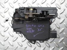VW Golf MK4 GTI 5 PORTE Coupé-passeggero / Anteriore Sinistro Centrale Blocco Latch