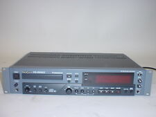 TASCAM CD-RW901 Professional CD Rewritable Recorder Player