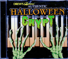 Drew's Famous AUTHENTIC HALLOWEEN MUSIC FROM THE CRYPT: SCARY PARTY MOVIE THEMES