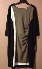 *NWT Avenue Woman Winter Fall Stretch  dress size 22 / 24 Plus