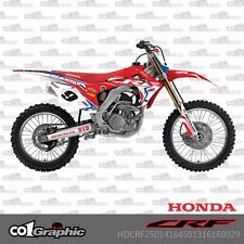 HONDA CRF250R 2014-2016 CRF450R 2013-2016 CO1 GRAPHICS KIT DECALS STICKERS