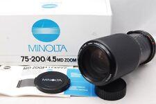 @ Mint! @ Minolta MD 75-200mm f4.5 Zoom from Japan