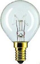 10 x Ampoule Gouttes E14 15W transparent z.B pour Guirlande lumineuse SH 57211