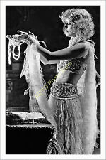p525 CORINNE GRIFFITH actress flapper 1920s cloche dance costume photo