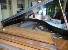 WISSNER ANTIQUE BABY GRAND PIANO W/ BENCH Lot 14001