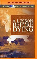 A Lesson Before Dying by Ernest J. Gaines (2016, MP3 CD, Unabr (FREE 2DAY SHIP)