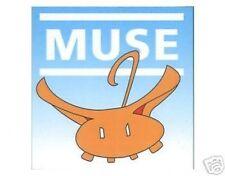 MUSE love bug STICKER old ex-tour merchandise
