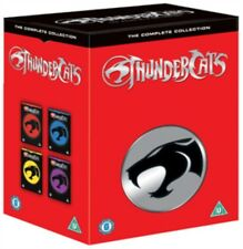Thundercats: The Complete Collection [DVD] [2008], 7321902248936, Larry Kenney,.