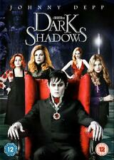Dark Shadows (DVD / Johnny Depp / Tim Burton 2012)