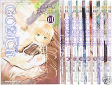 GOSICK 1-8 COMIC COMPLETE SET SAKUYA AMANO /JAPANESE MANGA BOOK JAPAN