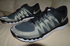 New Nike Mens Free Trainer 5.0 V6 AMP Super Bowl 50 Shoes 723939-071 sz 9