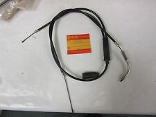 NOS Suzuki 1968-1970 A100 Throttle Cable 58300-12000