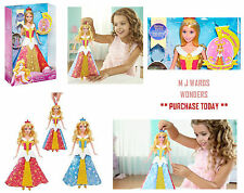 Disney Princess - Magic Dress Sleeping Beauty - CBD13 ** GREAT GIFT **