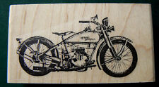 P20 Harley Motorcycle  rubber stamp NEW