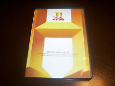 ICE Modern Marvels Classic Science History Channel Rare Out of Production DVD