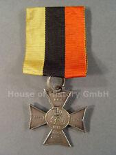 Württemberg: Silbernes Ehrenzeichen für den Feldzug 1815, Kreuz aus Silber,91379