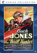 Thrill Hunter DVD 1933 Buck Jones, Edward Le Saint, Dorothy Revier, Robert Ellis