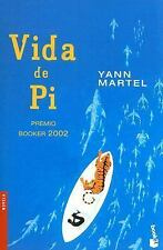 Vida de Pi (Novela (Booket Numbered)) (Spanish Edition)-ExLibrary