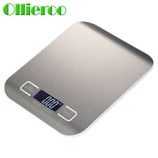 Olliero 5KG/1G Digital Kitchen Weight Scale LCD Electronic Diet Food Device Hot
