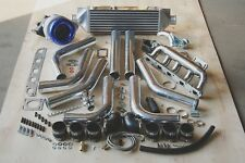 Chevy Colorado Turbo Kit T3 T4 3.7 3.5 2WD 4WD 3.7L 3.5L T3T4 Package 8psi 4x4