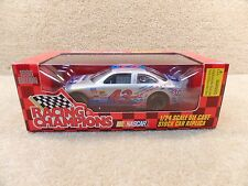 New 1996 Racing Champions 1:24 Diecast NASCAR Bobby Hamilton STP Silver Paint