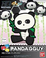 Gundam Build Fighters HG Petit'gguy Beargguy #07 Panda'Gguy Panda Model Kit