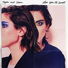TEGAN & SARA : LOVE YOU TO DEATH (LP Vinyl) sealed
