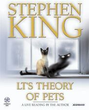 LT's Theory of Pets by Stephen King (2001, CD, Abridged, Unabridged)
