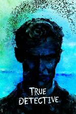 POSTER TRUE DETECTIVE MATTHEW McCONAUGHEY WOODY HARRELSON RUST COHLE SERIE TV #6