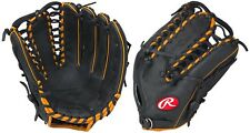 "Rawlings G601GT 12.75"" Gold Glove Gamer Series Baseball Glove With Trap-Eze Web"