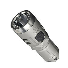 Sunwayman C13R XM-L2 U3 Compact Rechargeable Flashlight -Comes in Black or Grey