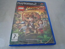 Pour PS2 INDIANA JONES LA TRILOGIE ORIGINALE