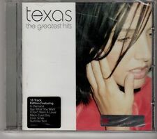 (GK45) Texas, The Greatset Hits - 2000 Sealed Replay CD