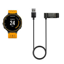 USB Data Charger Adapter Charging Clip Cable Cradle For Garmin Vivoactive HR NEW