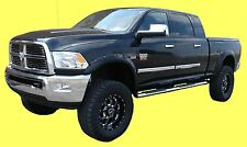 FENDER FLARES RIVET POCKET STYLE 2010-2015 DODGE RAM 2500 3500
