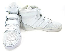 Radii Shoes Straight Jacket Hi Straps White Sneakers Size 8.5 EUR 42