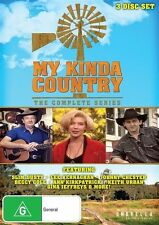 My Kinda Country (DVD, 2016, 3-Disc Set) THE COMPLETE COLLECTION