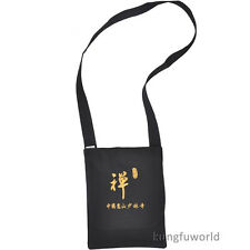 Buddhist Monk Bag Kung fu Wu Shu Backpack with Embroidery of Shaolin Culture
