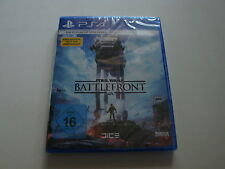 PS4 Spiel Star Wars: Battlefront (Sony PlayStation 4, 2015, DVD-Box)
