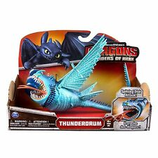 DREAMWORKS DRAGONS DEFENDERS OF BERK HOW TO TRAIN YOUR DRAGON THUNDERDRUM